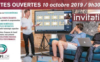 Journée Portes Ouvertes 10 octobre 2019